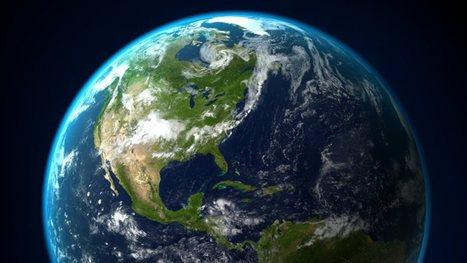 Le trou dans la couche d'ozone est en train de se réparer | décroissance | Scoop.it