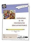 Livret IRD 6e Collège Jean Pelletier 2012-2013 | littérature et info-documentation | Scoop.it