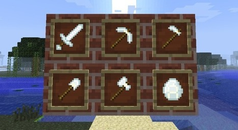 PixeledMe Minecraft | Nether Star Tools Mod Minecraft 1.5.2 / 1.5.1 | General Minecraft | Scoop.it