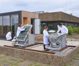 Inauguration d'un espace de production de microalgues sur les toits ... - Université de Nantes | Innovation agroalimentaire | Scoop.it