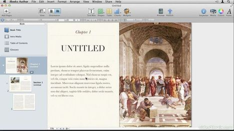Creating Custom Layouts | Interactive Books for iPad | Scoop.it