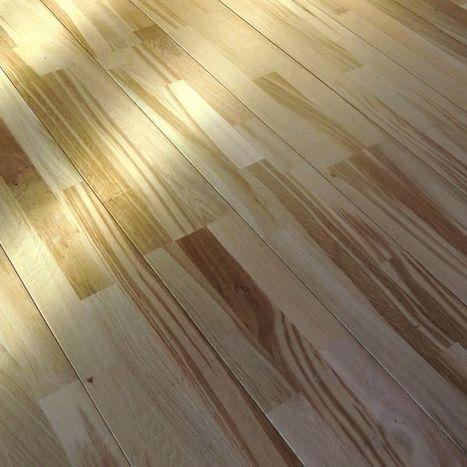 [revêtement sol] Trio Flam&Co : le parquet en chêne brun français | Aménagement et décoration | Scoop.it