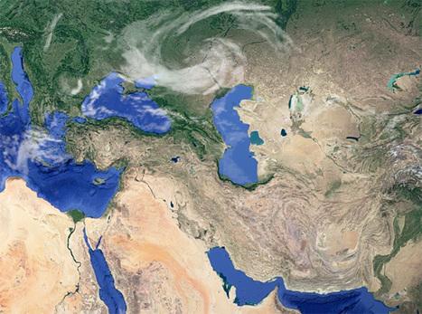 Stratégie de la mer Caspienne : le dernier avatar de la mainmise russe - Diploweb | CAPLP lettres histoire : ressources pour les questions au concours | Scoop.it