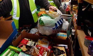 Food banks just part of Tories' plan | Welfare, Disability, Politics and People's Right's | Scoop.it