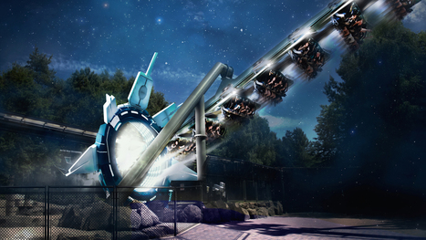 Alton Towers to open 'Galactica' VR roller coaster in April | Virtual Reality VR | Scoop.it