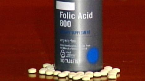 Report: Folic acid may reduce autism risk - WSFA   autism in Mexico   Scoop.it