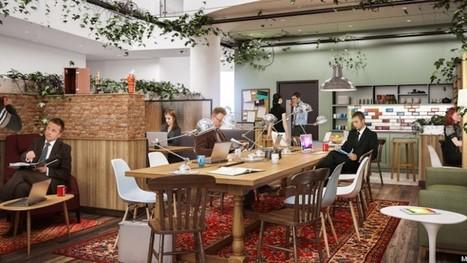 Ce à quoi votre bureau devrait ressembler en 2035   Nouveaux lieux, nouveaux apprentissages   Scoop.it