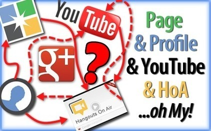 Google Plus Business Page - Hangouts On Air and YouTube Integration   Hangouts for Business   Scoop.it