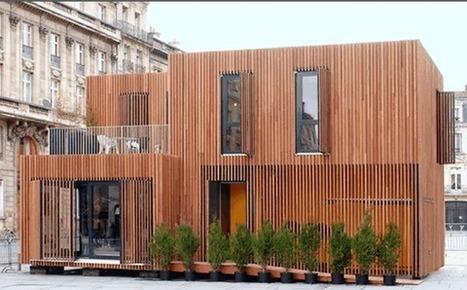 construction modulaire 10 avantages cl. Black Bedroom Furniture Sets. Home Design Ideas