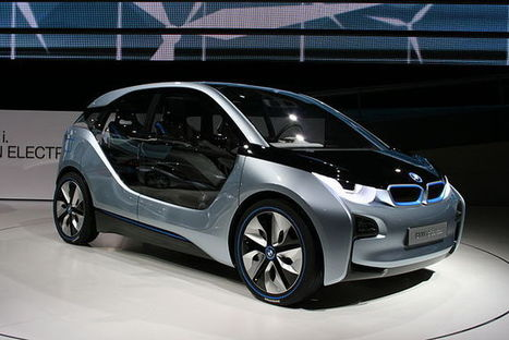 New York Auto Show: BMWi3 Is The 2014 World Green Car Of The Year | All about batteries | Scoop.it
