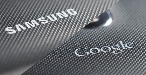 Google et Samsung signent un accord de 10 ans sur leurs brevets | Libertés Numériques | Scoop.it