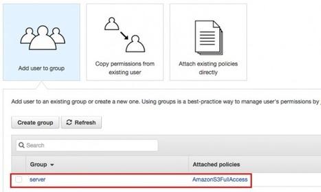Sauvegardez votre serveur Linux sur Amazon S3 avec Backup Manager - Korben | NUMÉRIQUE Nouvelles | Scoop.it