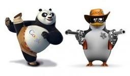 Bagaimana Update Algoritma Google Panda & Penguin dapat mempengaruhi website ? | SEO | Scoop.it