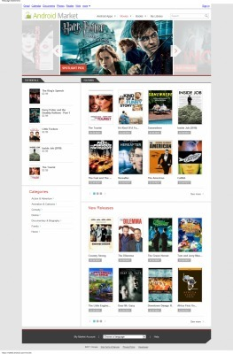"Movies now available to rent from Android Market | Android Central | ""latest technology news"" 