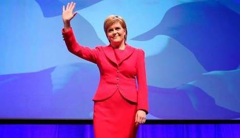 Stormont should take leaf from SNP chief Nicola Sturgeon's book when it challenges May over Brexit plan - BelfastTelegraph.co.uk | My Scotland | Scoop.it