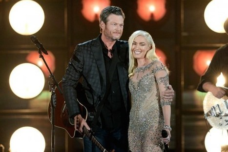 Blake Shelton on Gwen Stefani: 'She Saved My Life Last Year' | Country Music Today | Scoop.it