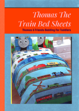 Thomas The Train Bed Sheets: Thomas & Friends Bedding For Toddlers | For Kids | Scoop.it