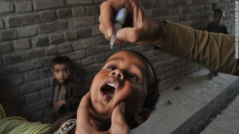 In Pakistan, vaccinating children against polio can be a deadly job | Current Events - History of the Middle East | Scoop.it