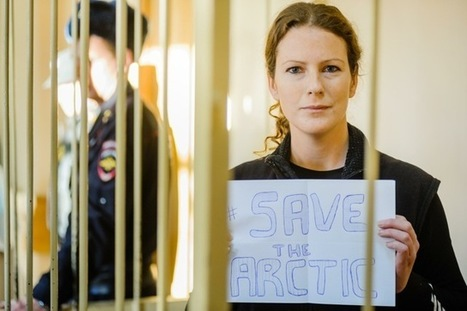 Greenpeace arrests show attempts to silence environmentalists continue | Environment! | Scoop.it