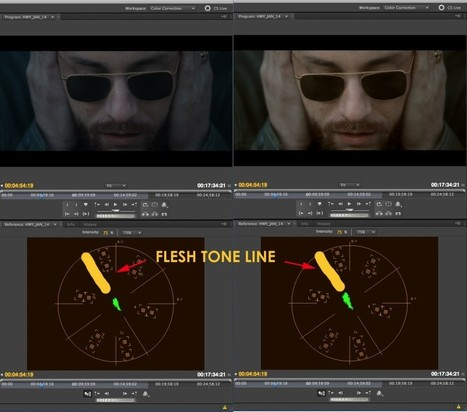 7 Tips for HD Color Correction and DSLR Color Correction | Hurlbut Visuals | Digital filmaking | Scoop.it