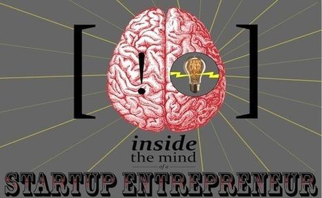 Dans la tête d'un entrepreneur: quand génie rime avec hypomanie - Frenchweb.fr | Entreprendre et réussir | Scoop.it