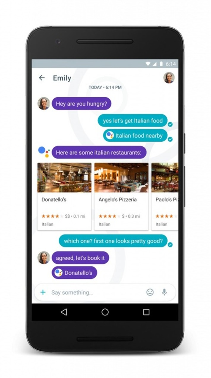 Google lance sa messagerie instantanée Allo. On oublie Messenger ou WhatsApp ? - Geek Junior - | TIC et TICE mais... en français | Scoop.it