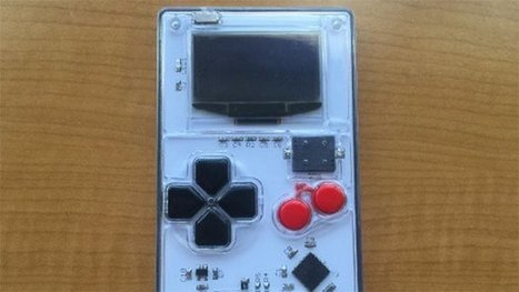 Here's how to build your own gaming handheld   The Gadget Show   Arduino, Netduino, Rasperry Pi!   Scoop.it