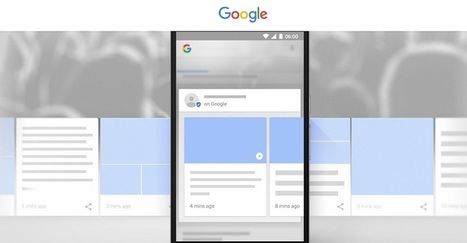 Les Google Posts bientôt étendus aux PME locales pour publier via Google Search | Référencement internet | Scoop.it