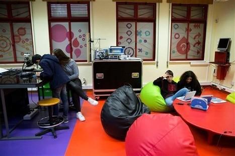 Educação - Portugal testa salas de aula do futuro - Portugal - DN | Learning and Teaching Online | Scoop.it