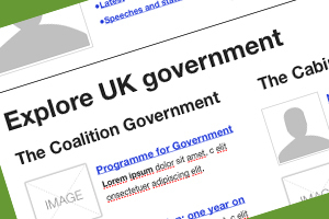 The vision for government corporate websites in the Single Domain (with productwireframes)   Expertiential Design   Scoop.it