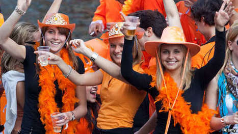 Why so many Dutch people work part time | Criminology and Economic Theory | Scoop.it