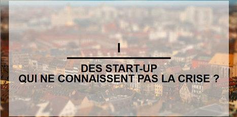 Les start-up en France : de l'optimisme et des embauches en CDI mais un désir de flexibilité - Blog du Modérateur | Usages Numériques | Scoop.it