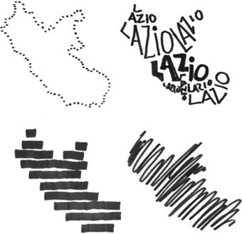 Regione Lazio - Concorsi internazionali - Marchio/logotipo e payoff per la promozione del territorio del Lazio - Scadenza 20 dicembre | Grafica | Scoop.it
