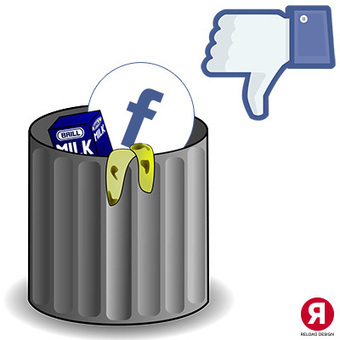 Small Business Owners - Is it Time to Dump Facebook? | Reload Design Agency, Cambridge | Social Media | Scoop.it