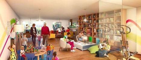 Immobilier des seniors : des logements évolutifs | Design, Innovation et Marketing | Scoop.it