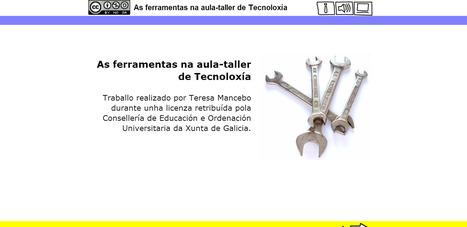 As ferramentas na aula-taller de Tecnoloxía   tecno4   Scoop.it