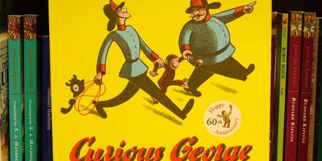 Curious George Is Celebrating A Birthday, And You Won't Believe How Old He Is   Multicultural Children's Literature   Scoop.it