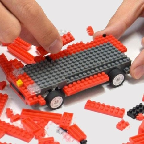 Build your own iPhone-controlled toy cars | VroomVroom | Scoop.it