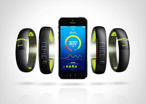 Nike's Updated FuelBand: Better Algorithm, Worse UX | Sports | Scoop.it