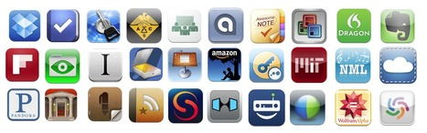 Apps4Librarians: Becoming an Expert in Mobile Apps for iPhones, iPads, and Other iOS Devices: Nicole Hennig | Apps for Librarians | EBooks & Libraries | Scoop.it