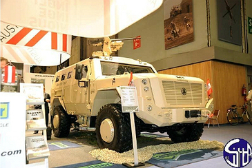 RCV SURVIVOR I 4x4 Reconnaissance and Command Vehicle ... | Gross Vehicle Mass Upgrades | Scoop.it