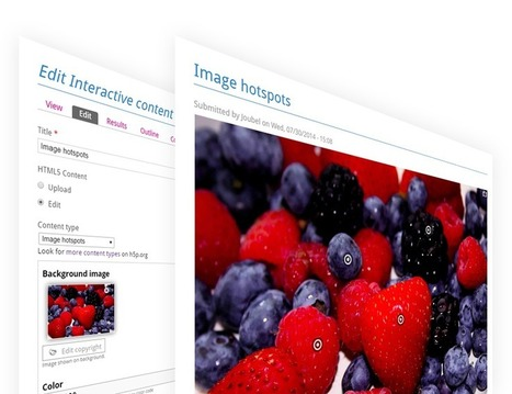 H5P - Create and Share Rich HTML5 Content and Applications | Divers | Scoop.it