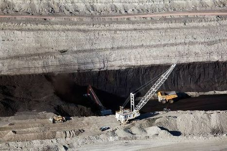 New Energy Frontier: Drilling Into Coal for Gas | Sustain Our Earth | Scoop.it