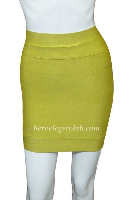 Mini Short Herve Leger Yellow Bandage Dresses [Herve Leger Mini Skirt] - $109.00 : Herve Leger Dresses | Cheap Herve Leger | Prom & Homecoming Dresses | Scoop.it