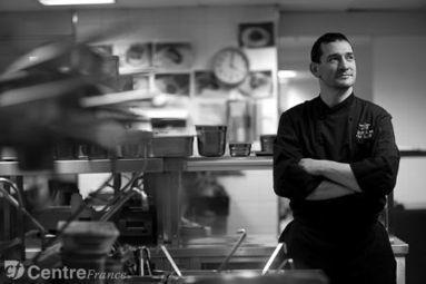 Un grand chef, un produit : la pluma ibérique par Mickaël Foubert - Le Berry Républicain   accord mets vins   Scoop.it