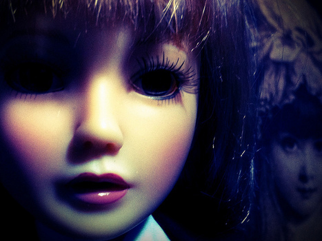 Human, Avatar and Doll: The Conflation of Identity, Image and Story | Virtual Identity | Scoop.it
