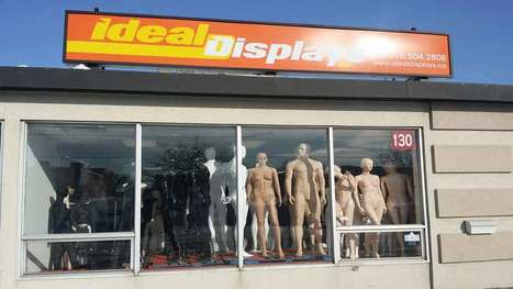 Retail Store Fittings, Racks, Hangers and More   Store Fixtures, Jewelry Displays, Mannequins, Display Showcases & Much More Toronto, Canada   Scoop.it