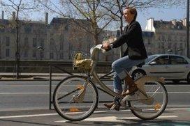 Tendance : vélopartage et tourisme | RoBot cyclotourisme | Scoop.it