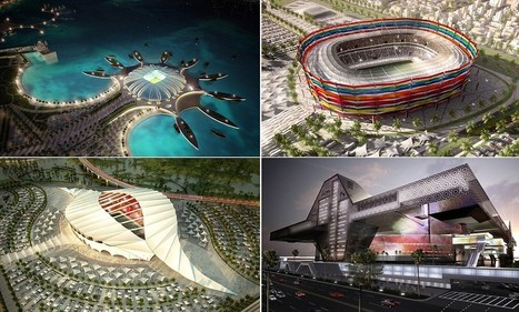 As Brazil 2014 nears its end, here's what's coming in 2022 | Arabian Peninsula | Scoop.it