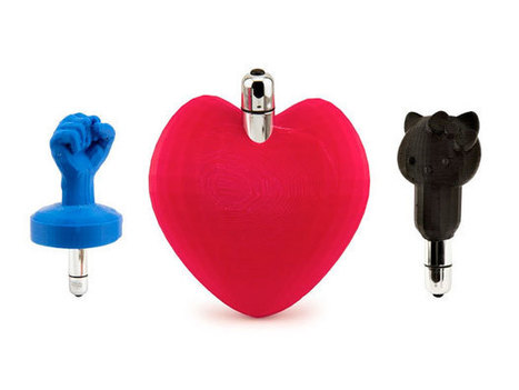 Glamour geek : créez vos sex-toys depuis chez vous avec une imprimante 3D | geekeries by iboux | Scoop.it